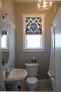 Bathroom Window Curtains Ideas by Bathroom Window Curtains On Small Window