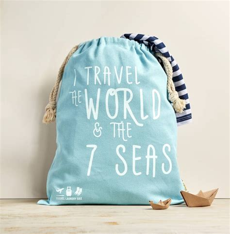laundry bag travel laundry bag in premium canvas i travel by rocket