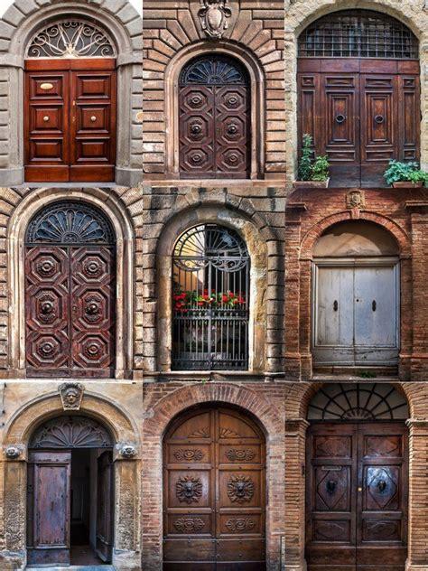 tuscan doors print
