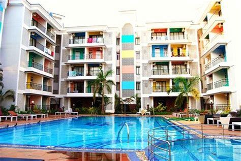 palmarinha resort suites calangute india expedia