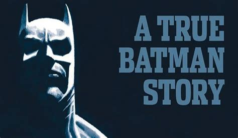dark night a true batman story hc libro de texto para leer en linea dark night a true batman story comic book review