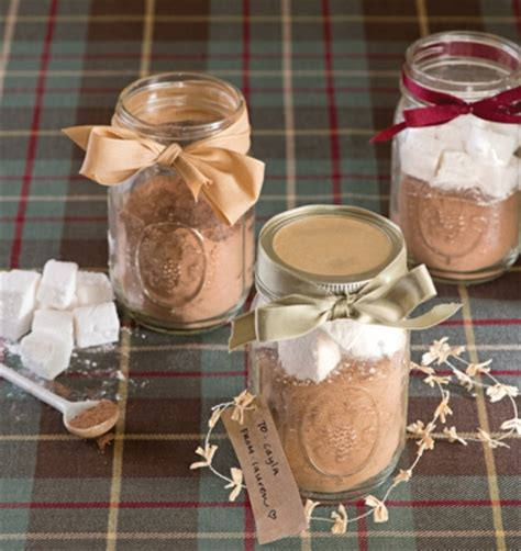 Choco Jar Marshmallow diy jar gifts chocolate marshmallows