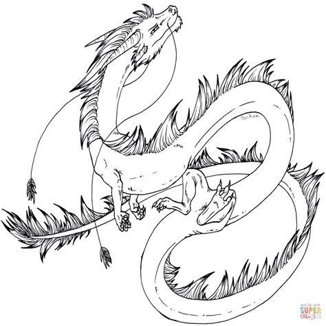 disegni di immagini di draghi da colorare