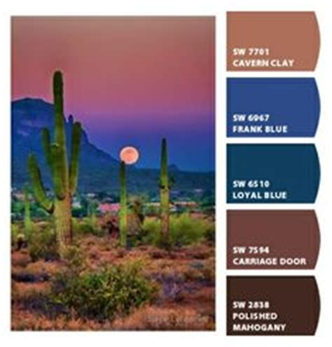 1000 images about hoa desert schemes on paint colors deserts and color palettes