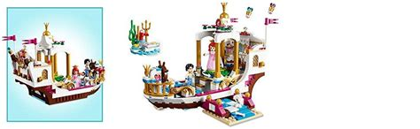 Lego 41153 Ariel S Royal Celebration Disney Princess lego 41153 disney princess ariel s royal celebration boat