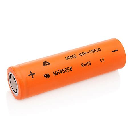 Mnke Imr18650 Li Mn Battery 1500mah 3 7v With Flat Top 2pcs 25a mnke 18650 imr 1500mah li ion flat top 3 7v rechargeable batteries
