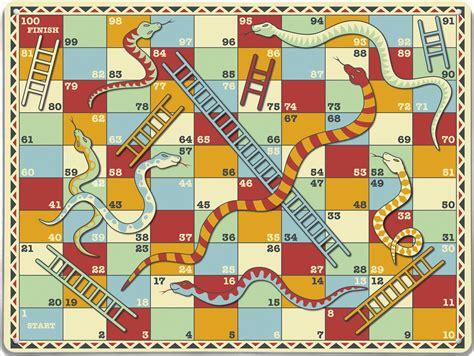 Ular Tangga Snake And Leaders catatan aci ular tangga