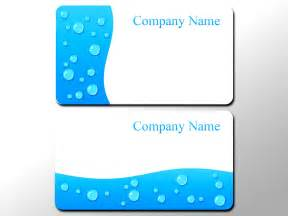 Blank Business Card Template Photoshop business card template size photoshop besttemplates123