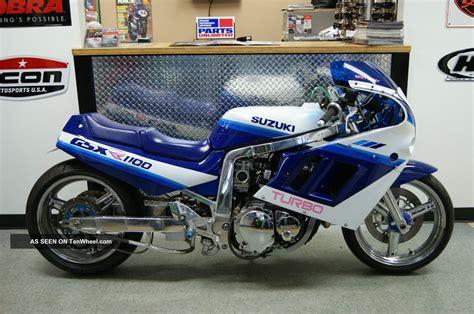 1990 Suzuki Gsxr 1100 1990 Suzuki Gsxr 1100 Turbo Blue White Extended