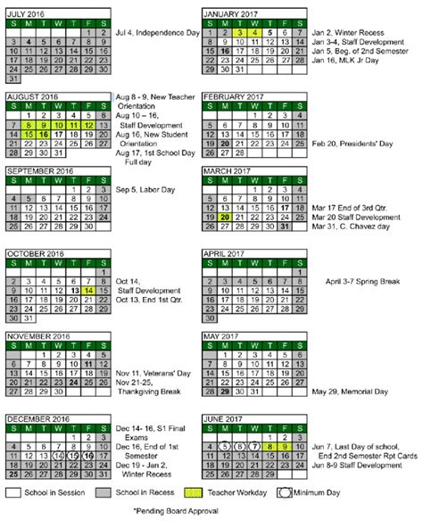 High School Calendar School Calendar High School Driverlayer Search Engine