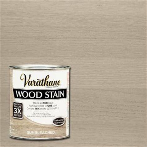 varathane 1 qt sun bleached premium wood stain 266156