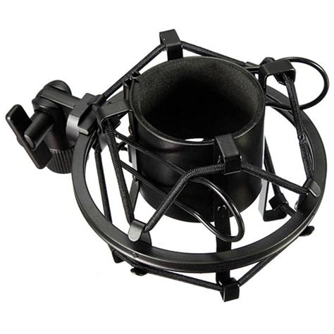 Holder Mikrofon Shockproof holder mikrofon shockproof black jakartanotebook