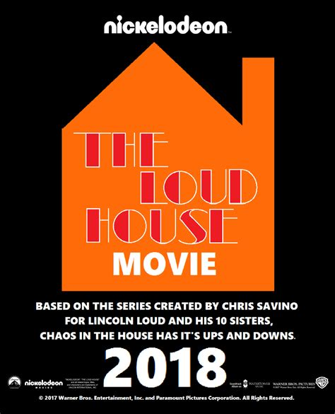 house the movie the loud house live action film movie fanon wiki fandom powered by wikia