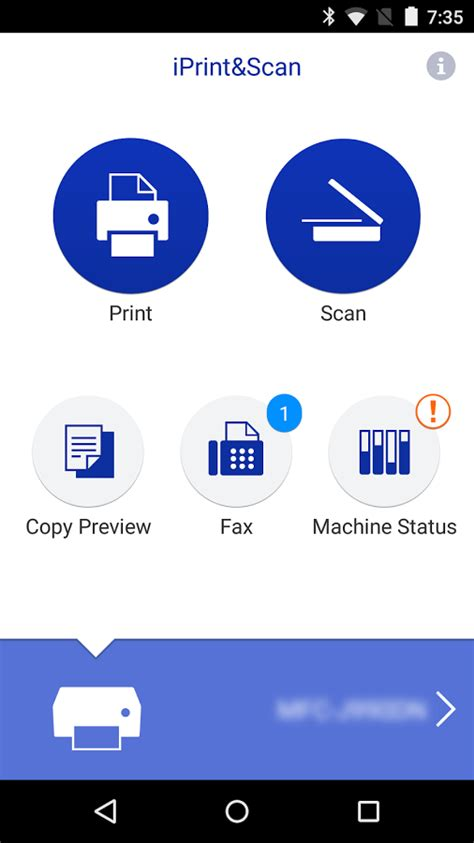 iprint scan apk iprint scan android apps on play
