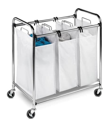 Metal Laundry Fresh Metal Laundry Cart On Wheels 20327