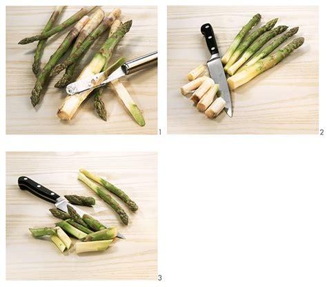 come cucinare gli asparagi bianchi come cucinare gli asparagi ricette e idee