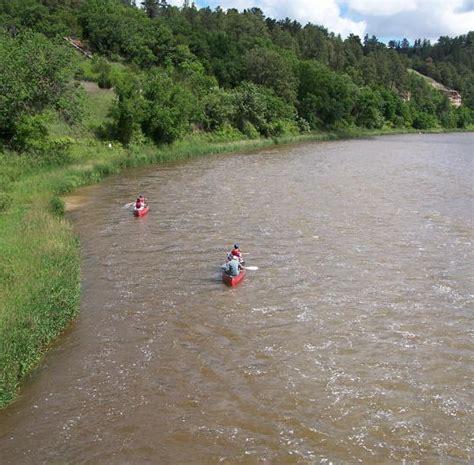 nebraska tubing canoeing the scenic niobrara river on wowt 6 outdoors