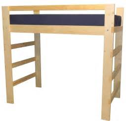 Custom Made Wood Bed Frames Loft Bed Amp Bunk Beds Product Specifications