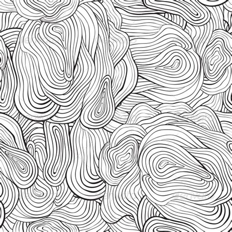 curved line pattern vector seamless curve pattern by benderonny graphicriver