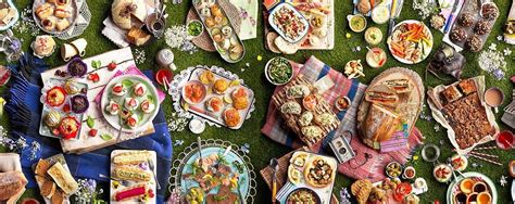 Simple Christmas Home Decorating Ideas the best picnic foods for your summer feast asda good living