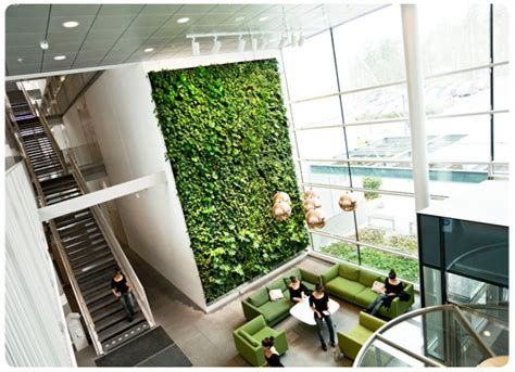 Innovative Indoor Vertical Wall Garden Concept Homelilys Indoor Wall Gardens