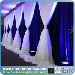 how to drape a wall with fabric rk portable fabric partition wall wall drape wedding wall
