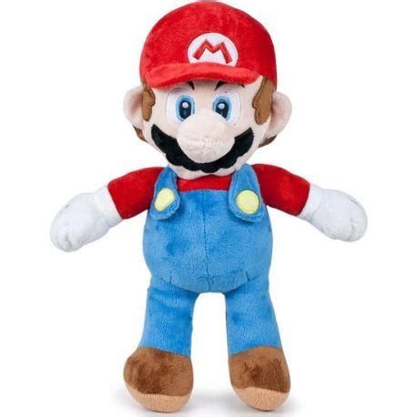 Mario Bros 30 peluche mario bros 30 cm comprar