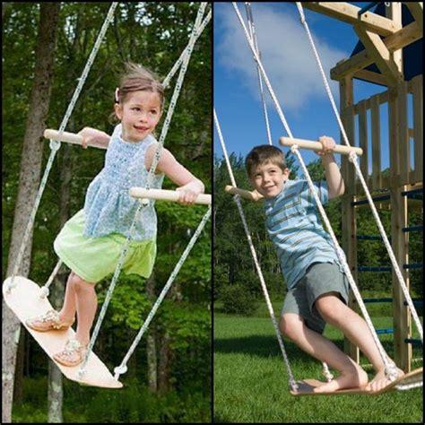 diy backyard swing 1000 ideas about skateboard swing on pinterest swing site diy swing and children s