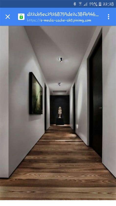 lovely floor liking  skirting boards corridor design