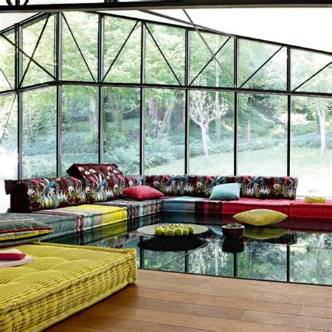 Funky Decorating Ideas For Living Rooms by Now Everyone Can Decor Funky Interior Living Room