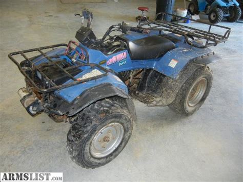 armslist for sale 1994 suzuki king 300cc 4wd w winch