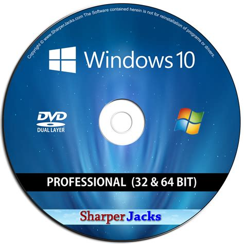 32bit 64bit Kaset Dvd Windows 10 All In One 32bit 64bit Selalu Ready windows 10 professional 32 64 bit install reinstall