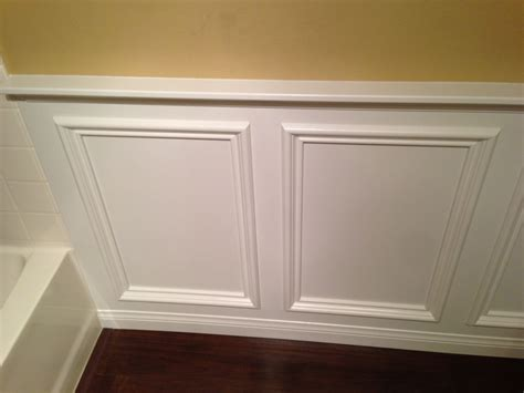 Shelf Ideas For Bathroom by Floor To Ceiling Mantel Amp Wainscot In Chino Hills