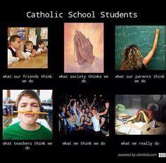 School Girl Meme - 1000 images about 100 catholic school girl on pinterest
