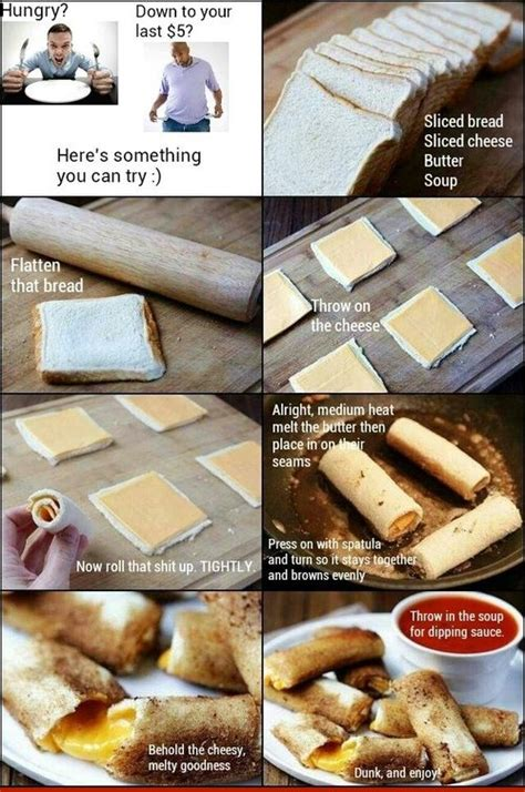 diy food diy pizza rolls pictures photos and images for