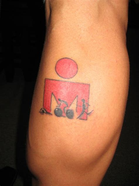 photo gallary the art of the ironman tattoo or when a
