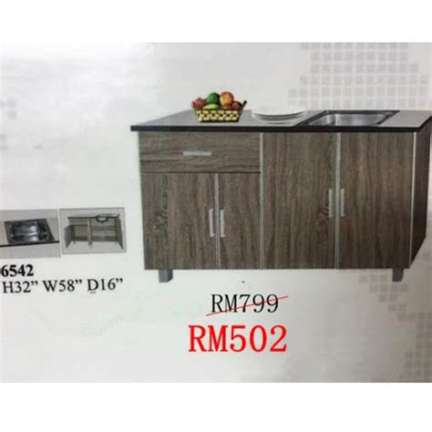 Kitchen Cabinet Harga by Harga Kitchen Cabinet Pin Image Kabinet Dapur Aluminium