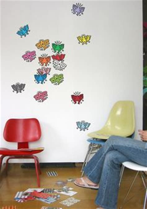 stickers keith haring images wall decals keith