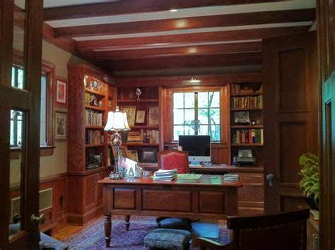 tudor study traditional home office cedar rapids
