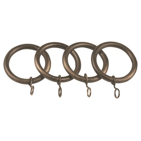 metal curtain rings metal curtain rings 19mm at laura ashley