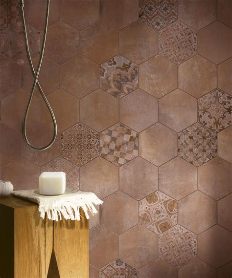piastrelle effetto cotto piastrelle effetto cotto e cemento per interni ed esterni