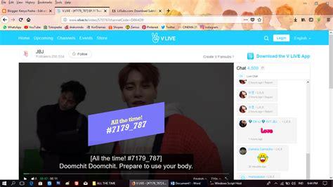 download vidio tutorial darbuka tutorial cara download video di vlive dan subtitle indo v