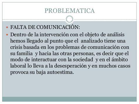 problemas sociales modernos la falta de comunicacion problemas de comunicacion en el ambito sociolaboral