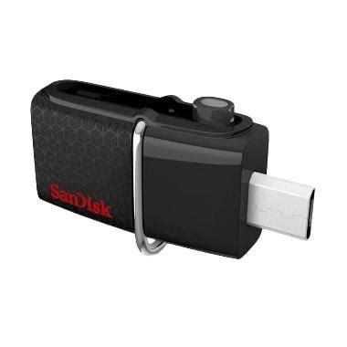Flashdisk Otg Dual Usb Sandisk 32 Gb Garansi Resmi 5 Tahun New jual sandisk otg flashdisk dual usb 3 0 128 gb harga kualitas terjamin blibli
