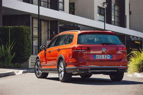 Volkswagen Alltrack Review by 2016 Volkswagen Passat Alltrack Review Caradvice