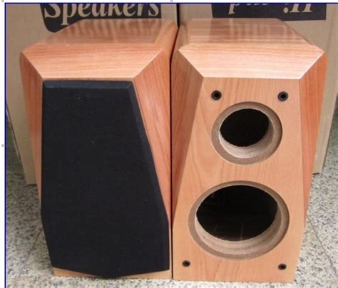 build bookshelf speakers images