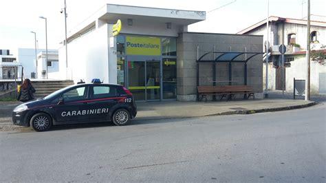 ufficio postale prima porta rapina all ufficio postale di samassi bandito porta via