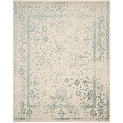 8 X 8 Area Rugs Safavieh Adirondack Ivory Slate 8 Ft X 10 Ft Area Rug Adr109s 8 The Home Depot