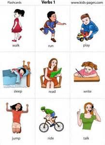 free verbs flashcards regular irregular verbs