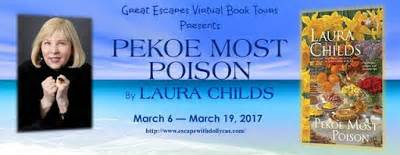 pekoe most poison a tea shop mystery books community bookstop